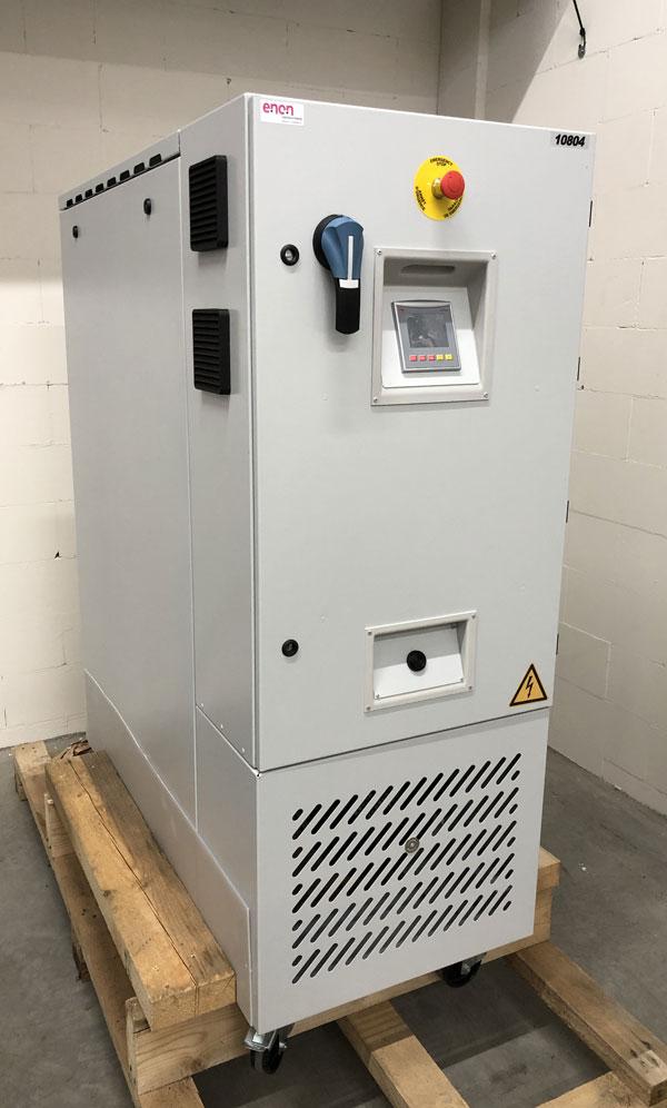 Heet/Koud Unit thermische olie, 180°C, 100kW/200kW
