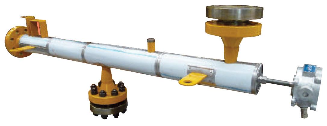 Explosieveilige high flux heater