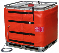 Explosieveilige IBC verwarmer van Enon