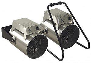 Ventilatorkachels RVS