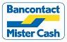 betalingsmogelijkheden: Bancontact / mister cash