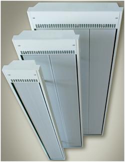 Hoge temperatuur infrarood warmte panelen van enon